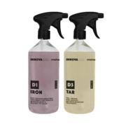 Prodotti per la decontaminazione chimica